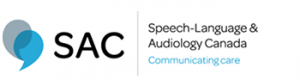 Speech Language and Audiology Canada Logo
