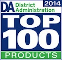 district administration top 100 award for Fast ForWord