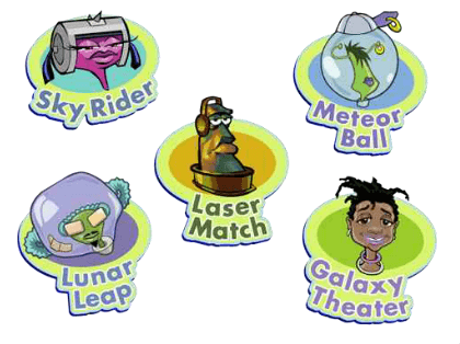 fast forword literacy advanced icons